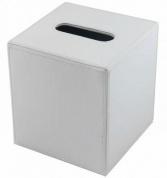 Подробнее о Контейнер Colombo Black&White  В9204 EPB для салфеток 14 х 15 см экокожа цвет белый