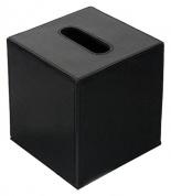 Подробнее о Контейнер Colombo Black&White В9204.EPN для салфеток 14 х h15 см экокожа цвет черный