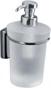 Подробнее о Дозатор для мыла Colombo Luna B9309.000 подвесной хром / стекло матовое