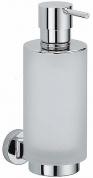 Подробнее о Дозатор для мыла Colombo Nordic B9323.000 подвесной хром / стекло матовое