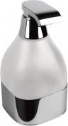 Подробнее о Дозатор для мыла Colombo Alize B9331 настольный хром / стекло матовое