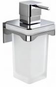 Подробнее о Дозатор для мыла Colombo Forever B9333 подвесной хром / стекло матовое