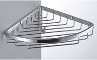 Подробнее о Полка решетка Colombo Angolari B9602.000 18 х h8 cм угловая хром