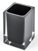 Подробнее о Стакан Colombo COOL ICY W4502.NE настольный пластик черный