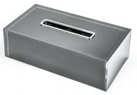 Подробнее о Контейнер для салфеток Colombo COOL ICY W4503.NE настольный пластик черный