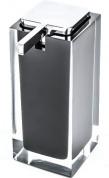 Подробнее о Дозатор жидкого мыла Colombo COOL ICY W4505.NE настольный пластик черный