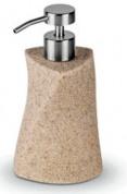 Подробнее о Дозатор жидкого мыла Colombo COOL Sandy W4605.BE настольный пластик бежевый