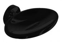 Подробнее о Мыльница Colombo Plus W4901 подвесная черный матовый
