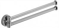 Подробнее о Полотенцедержатель Colombo Plus W4913 двойной длина 34,5 см хром