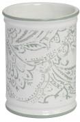 Подробнее о Стакан Creative Bath Beaumont BEA11MULT настольный цвет белый с декором