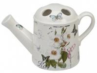 Подробнее о Стакан Creative Bath Botanical Dairy BTL60MULT настольный цвет белый с декором