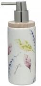 Подробнее о Дозатор Creative Bath Daydream DAY59MULT настольный цвет белый с декором/хром