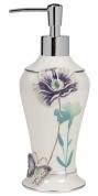 Подробнее о Дозатор Creative Bath Garden Gate GGT59LIL настольный цвет белый/хром