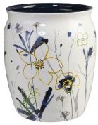 Подробнее о Корзина Creative Bath Primavera PRI54WB для мусора цвет белый с декором