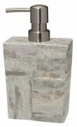 Подробнее о Дозатор Creative Bath Quarry QRY59STN настольный цвет серый/хром