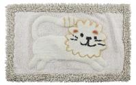 Подробнее о Коврик Creative Bath Animal Crackers R1022NAT для ванны 86 х 53 см цвет бежевый