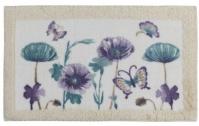 Подробнее о Коврик Creative Bath Garden Gate R1072LIL для ванны 86 х 53 см цвет мультиколор
