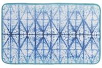 Подробнее о Коврик Creative Bath Shibori R1233IND для ванны 86 х 53 см цвет мультиколор