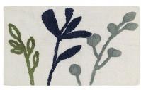 Подробнее о Коврик Creative Bath Primavera R1249WB для ванны 81 х 53 см цвет белый с рисунком