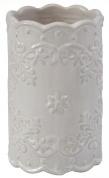 Подробнее о Стакан Creative Bath Ruffles RUF11WH настольный цвет серый