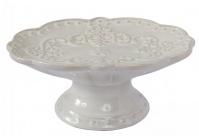 Подробнее о Мыльница Creative Bath Ruffles RUF56WH настольная цвет серый