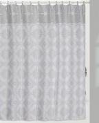 Подробнее о Шторка Creative Bath Ariel S1228SIL для ванны цвет серый