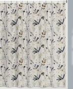 Подробнее о Шторка Creative Bath Primavera S1249WB для ванны цвет белый с декором
