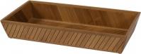 Подробнее о Подставка Creative Bath Spa Bamboo SBM26BR настольная цвет коричневый/белый