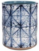 Подробнее о Корзина Creative Bath Shibori SHB54IND для мусора цвет мультиколор