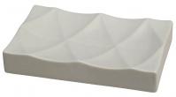 Подробнее о Мыльница Creative Bath Triangles TRI56NAT настольная цвет бежевый