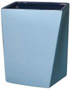 Подробнее о Корзина Creative Bath Wavelength WVL54BLU для мусора цвет синий/голубой