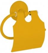 Подробнее о Бумагодержатель Creavit Ducky BJ11028Y закрытый желтый