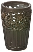 Подробнее о Стакан Croscill Marrakesh 6A0-001O0-1351-712 настольный цвет коричневый