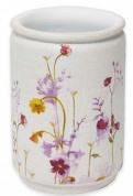 Подробнее о Стакан Croscill Pressed Flowers 6A0-001O0-9928-990 настольный цвет белый