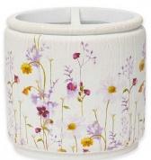 Подробнее о Стакан Croscill Pressed Flowers 6A0-002O0-9928-990 настольный цвет белый