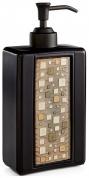 Подробнее о Дозатор Croscill Mosaic 6A0-003O0-1313-231 настольный цвет коричневый/хром