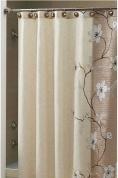 Подробнее о Шторка Croscill Magnolia 6A0-040O0-0277-712 для ванны цвет бежевый