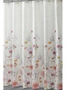 Подробнее о Шторка Croscill Pressed Flowers 6A0-040O0-9928-990 для ванны цвет белый