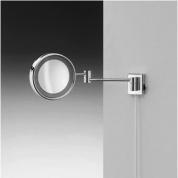Подробнее о Зеркало косметическое Decor Walther 0102700 SPT16 настенное с подсветкой (3Х) хром
