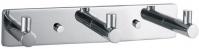 Подробнее о Крючок Decor Walther Basic 0530600 BA HAK3 на планке (3 штуки) хром