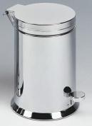Подробнее о Ведро для мусора Decor Walther Universal 0603600 TE38 с педалью (3литра) хром