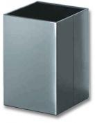 Подробнее о Корзина для бумаг Decor Walther Universal 0607576 DW112 нержавеющая сталь