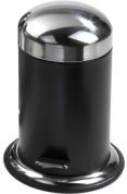 Подробнее о Ведро для мусора Decor Walther Universal 0608172 TE30 с педалью (3литра) цвет черный