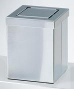 Подробнее о Корзина для бумаг Decor Walther Universal 0611176 DW1130 нержавеющая сталь