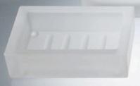 Подробнее о Мыльница Decor Walther Universal 0816757 DW970 стекло матовое