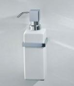 Подробнее о Дозатор для мыла Decor Walther Universal 0841100 DW6303 подвесной цвет белый