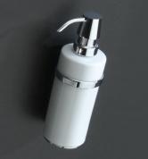 Подробнее о Дозатор для мыла Decor Walther Universal 0841200 DW4803 подвесной цвет белый