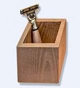 Подробнее о Стакан Decor Walther Wood 0925886 WO BEQB настольный бук