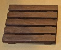 Подробнее о Мыльница Decor Walther Wood 0925986 WO STSB настольная бук