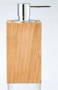 Подробнее о Дозатор для мыла Decor Walther Wood 0926386 WO SSP настольный цвет бук